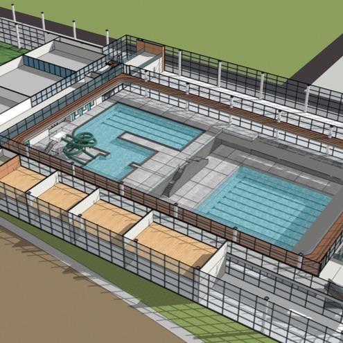 Skyline College New Recreational Center & Indoor Aquatics Facility