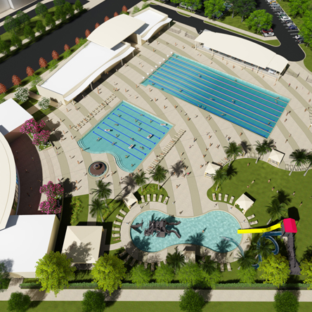 North Natomas Community & Aquatic Center