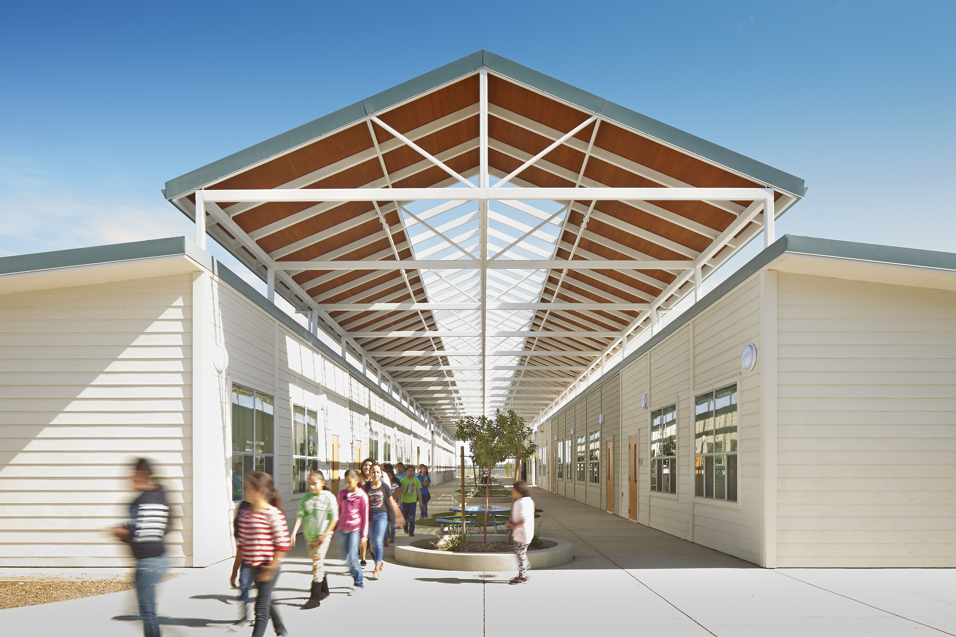 BCA Architects Mendota Elementary School