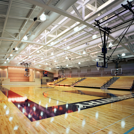 Shasta Lake Middle School Gym