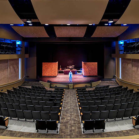 Pioneer Valley High School Performing Arts Center