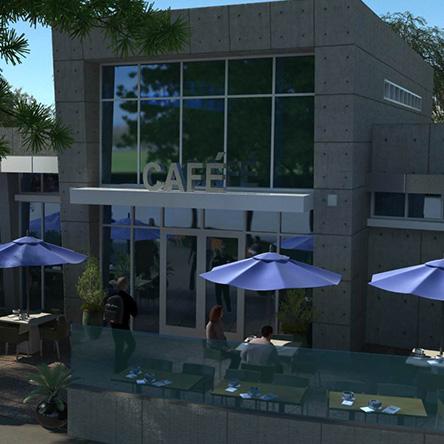 Southwestern College Café