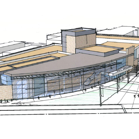 Skyline College Visual and Performing Arts Complex