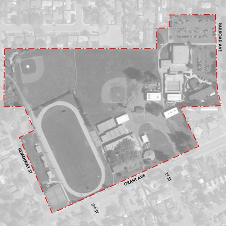 Winters Joint Unified School District High School Master Plan