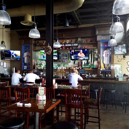 Joe Marty's Bar & Grill Renovation