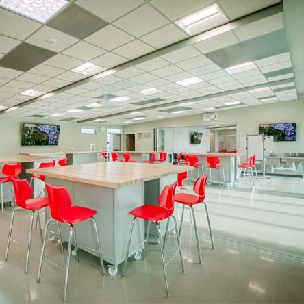 Dartmouth Middle School STEM Lab