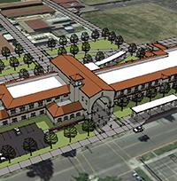 Santa Maria High School Reconstruction
