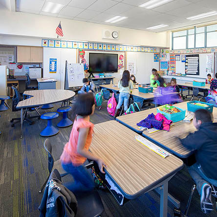 Washington Elementary School Modernization
