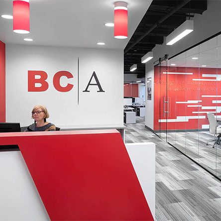 BCA Architects' Headquarters Office
