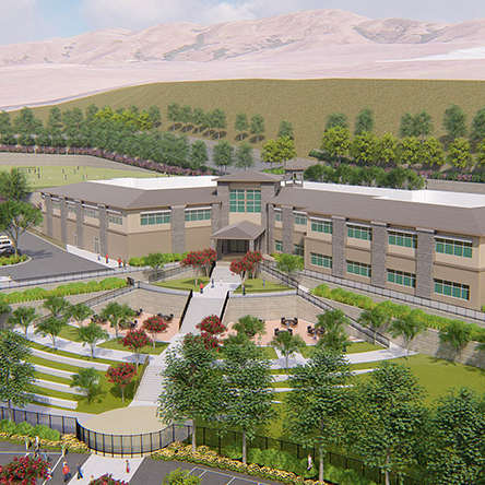 Milpitas Christian School Master Plan