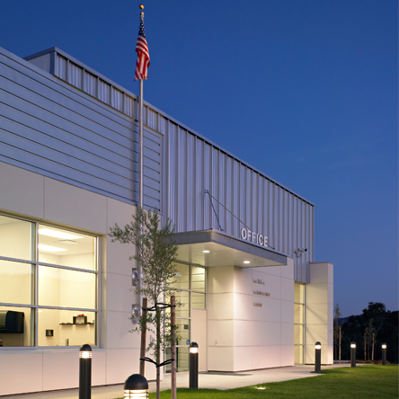 Cañada College New Facilities Maintenance Center