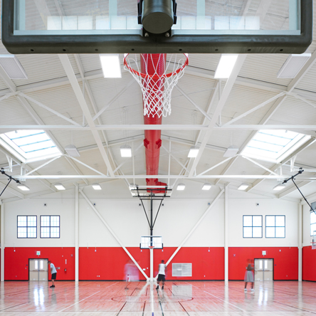 Fresno City College Physical Performance Center & Gymnasium