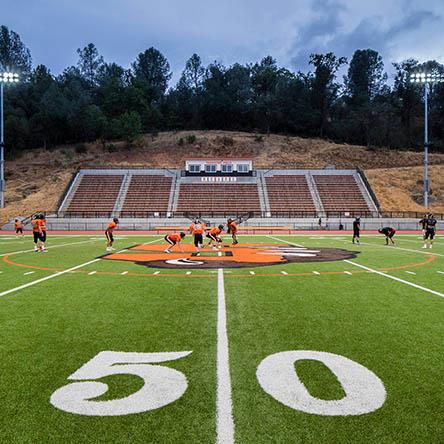 Summerville High School Stadium Renovation