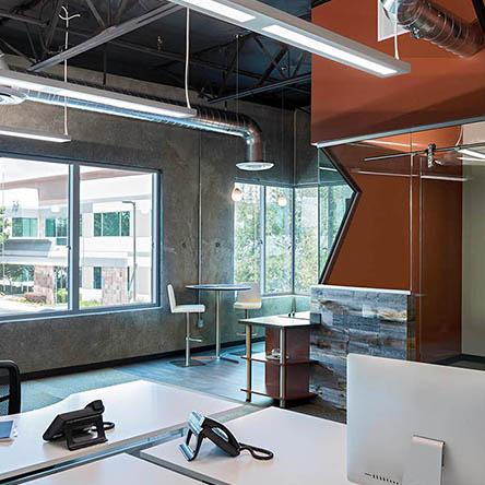 New Economics Office Renovation