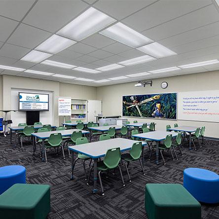 Hawes Elementary School Modernization