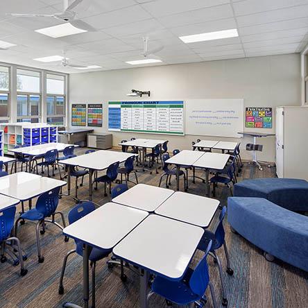 Smith Elementary School Phase 1 Modernization